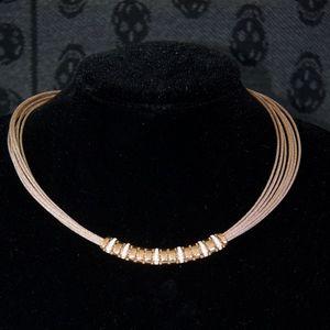 Elegant Dainty Swarovski Necklace